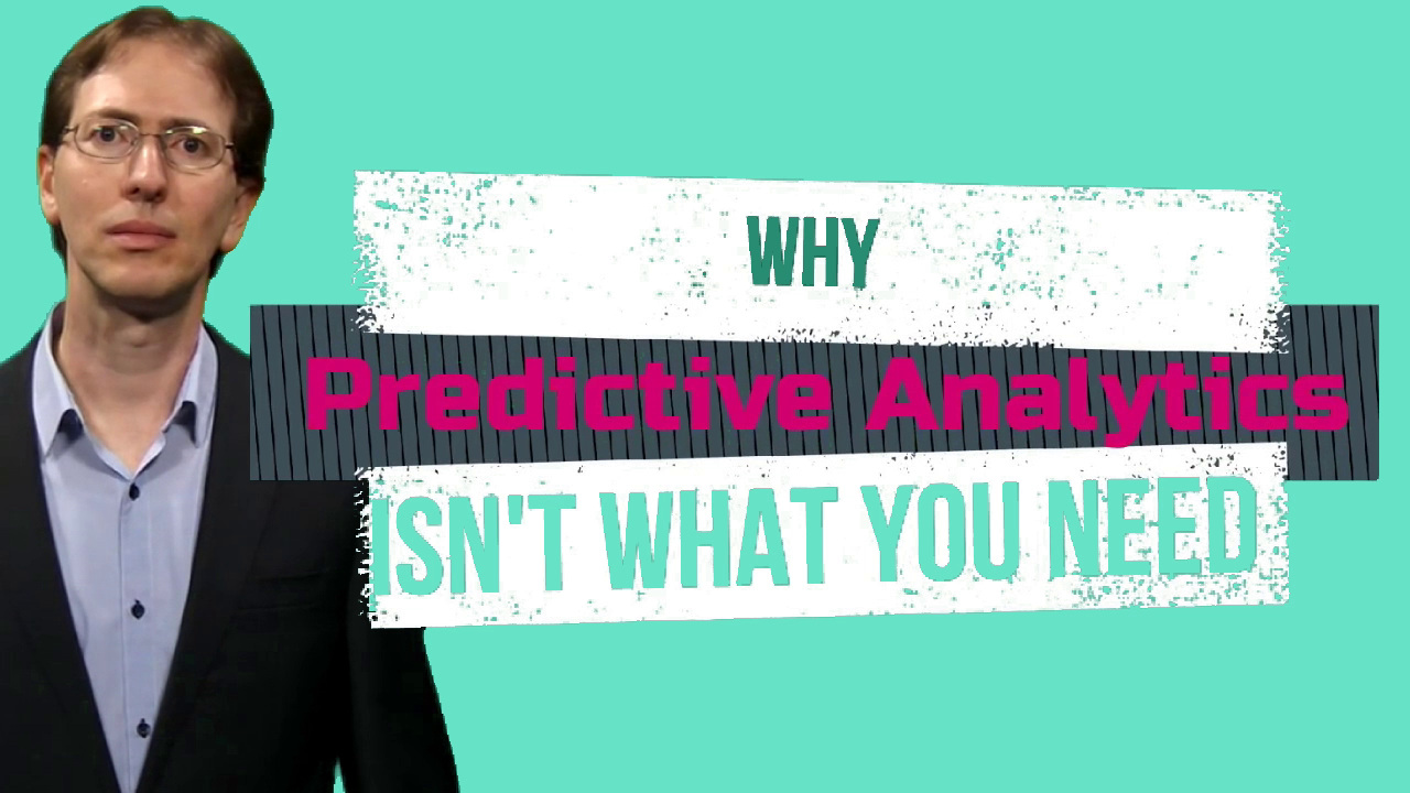How to Lose Money on Analytics series