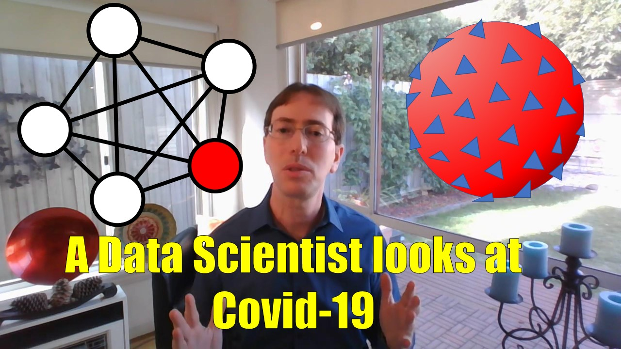 A Data Scientist looks at Covid-19
